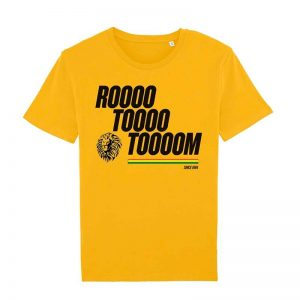 CAMISETA ROTOTOOOM-AMARILLO